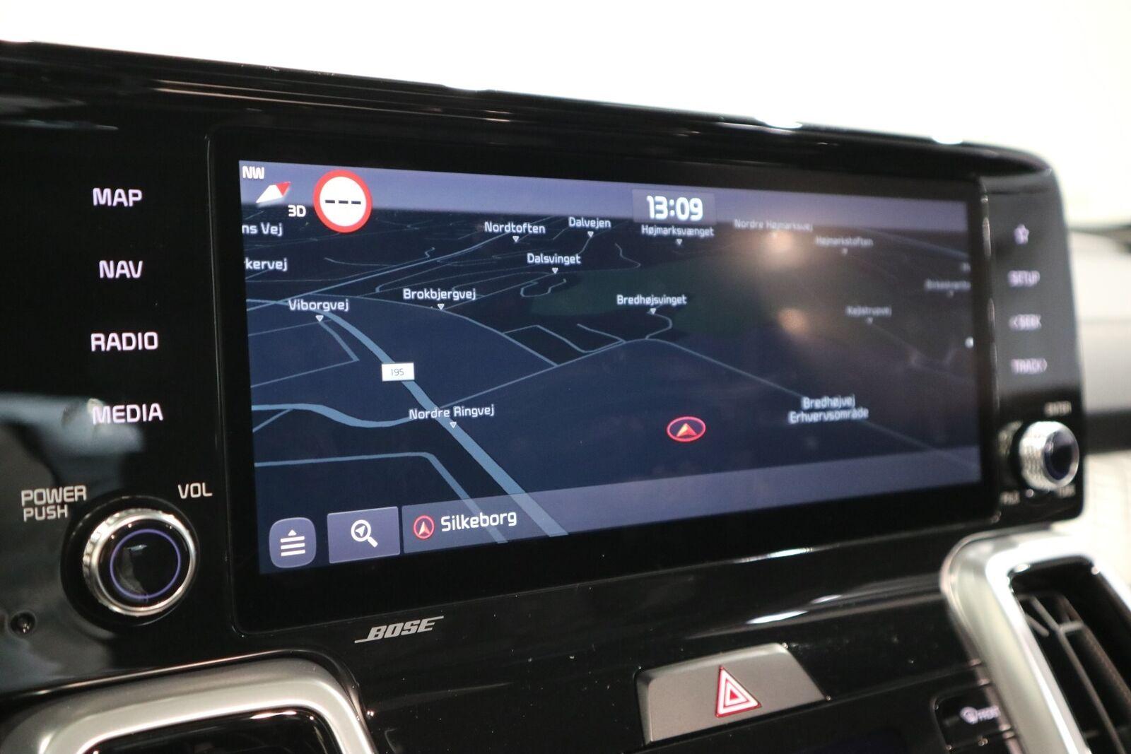 Kia Sorento 1,6 PHEV Premium aut. 4WD - billede 8