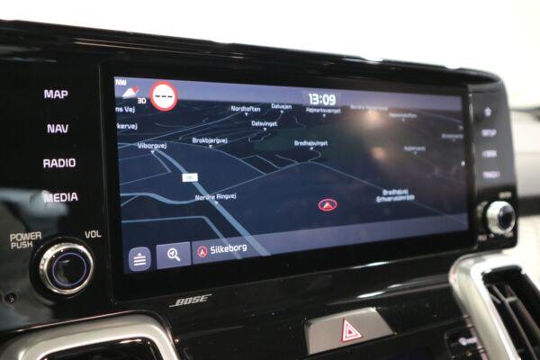 Kia Sorento 1,6 PHEV Premium aut. 4WD billede 8