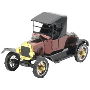 Ford-1925-Ford-Turnabout-3D-Metal-Kit-Original-Metal-Earth-1207