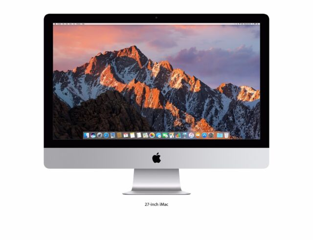 Apple Imac 27'' Quad Core I7 3.4ghz 16gb 1tb (Sep , 2011) Grado a 6 M Garanzia