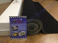 Black Mitsubishi Eclipse W/ Sunroof Auto Headliner Upholstery Material 1/8