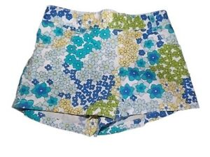 Gymboree Sea Splash Girls Size 3T Fish Blue Knit Basic Shorts Beach NWT NEW