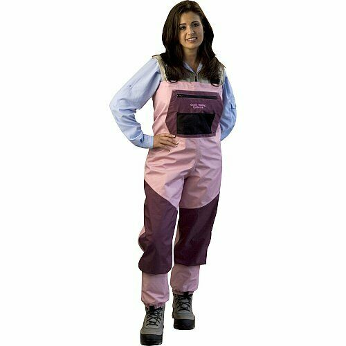 Caddis Women/'s Attractive Teal Deluxe Breathable Stocking Foot Chest Wader