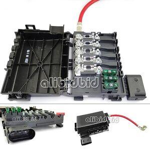 for 99-04 volkswagen vw jetta golf mk4 fuse box battery ... vw fuse box on battery #13