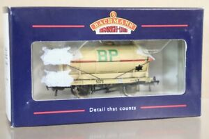 BACHMANN-37-679-BP-PETROL-TANK-WAGON-5075-MINT-BOXED-nx