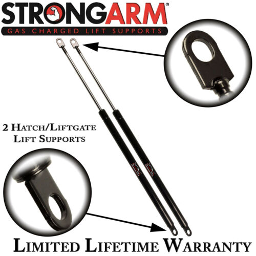 Qty 2 Strong Arm 4715 Rear Liftgate Hatch Tailgate Lift Supports