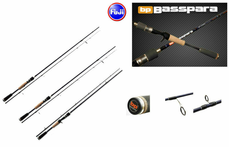 Serie di Canne Spinning Top Quality BassPara Major Craft normale e casting FEU