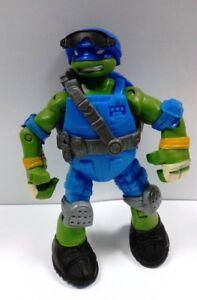 """Figurine tortues ninja TMNT Leonardo 2013 viacom 12cm - France - État : Occasion : Objet ayant été utilisé. Consulter la description du vendeur pour avoir plus de détails sur les éventuelles imperfections. Commentaires du vendeur : """"15/03/18"""" - France"""