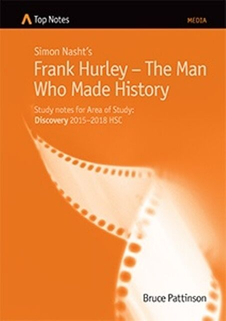 HSC English Top Notes study Guide Frank Hurley