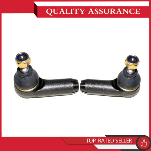 FRONT Tie Rod End LEFT OUTER RIGHT OUTER 2 PCS For 1987 AUDI 5000