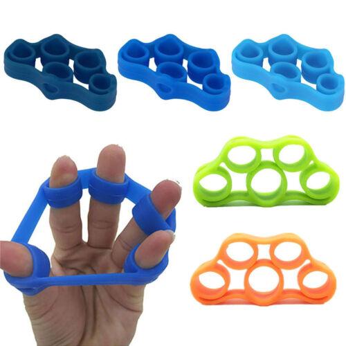 Hand Exerciser Stretcher Grip Strength Wrist Exercise Finger Trainer Gym Great