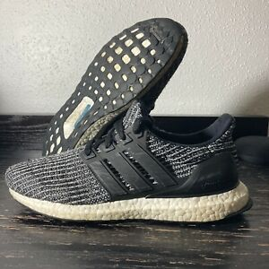 ADIDAS-Ultra-Boost-Ultra-Boost-4-0-Black-and-core-white-BB6179-Mens-Sz-8-5