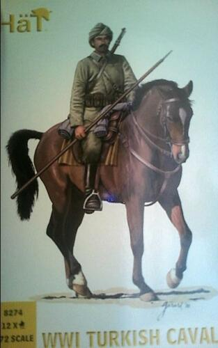 1//72 WW1 Turkish Cavalry 8274