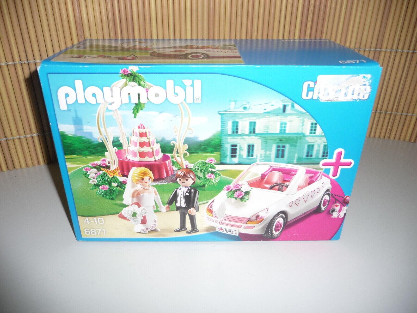 neu starterset hochzeit  wedding playmobil® city life