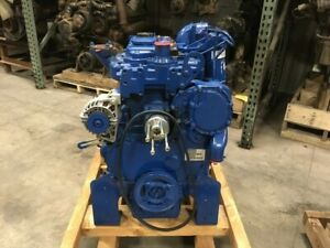 2006 Perkins 1103C-33 Diesel Engine, 42 HP. All Complete and Run Tested.