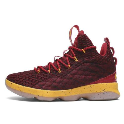 Fashion Men Basketball Shoes Outdoor Sports Training Athletic Running Sneakers  supplier