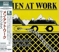 Men at Work - Business As Usual [New CD] Blu-Spec CD 2, Japan - Import