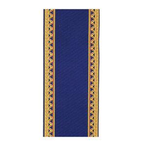 Alerte Dolls House 6658 Tapis Escalier De Coureur Bleu 1:12 Pour La Maison Poupées Neuf Pas De Frais à Tout Prix