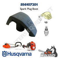 Genuine Husqvarna Spark Plug Boot 586107201   525 Series Trimmers