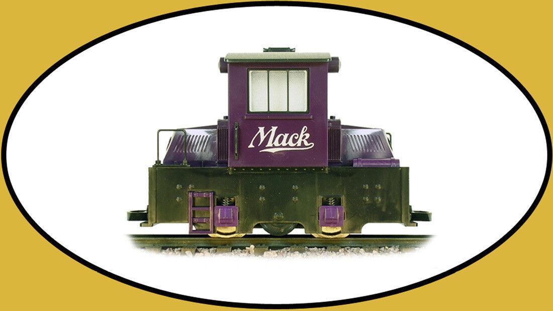 Hartle GScale Mack Engine 09706 viola