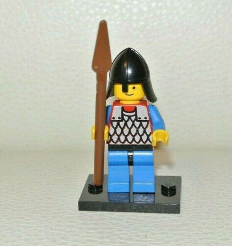 minifig figurine personnage Scale Mail set 6090 cas153 LEGO castle vintage