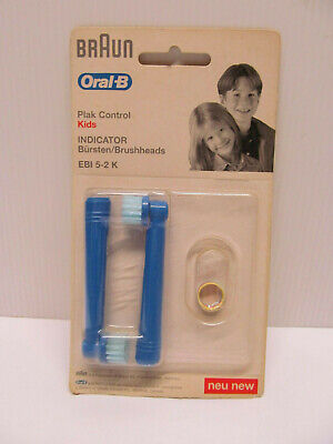 Vedi Foto. Air & Water Flossers Braun Plak Control Kids Modello Ebi 5-2 K Idropulsore