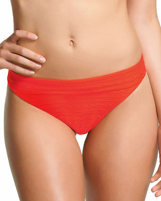 New Freya Swimwear Showboat Fold Bikini Brief 3564 Lipstick Red VARIOUS SIZES