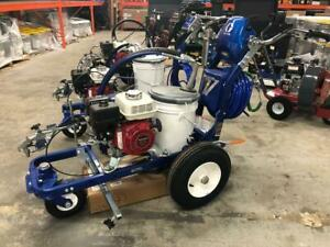 GRACO 3900 2 Gun Parking Lot Line Striper In Stock - Canadas largest selection of Asphalt Maintenance Equipment Tools Canada Preview