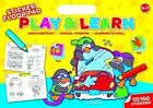 Sticker Floorpad Play & Learn 5 + Years by Yoyo Books (Paperback, 2012)