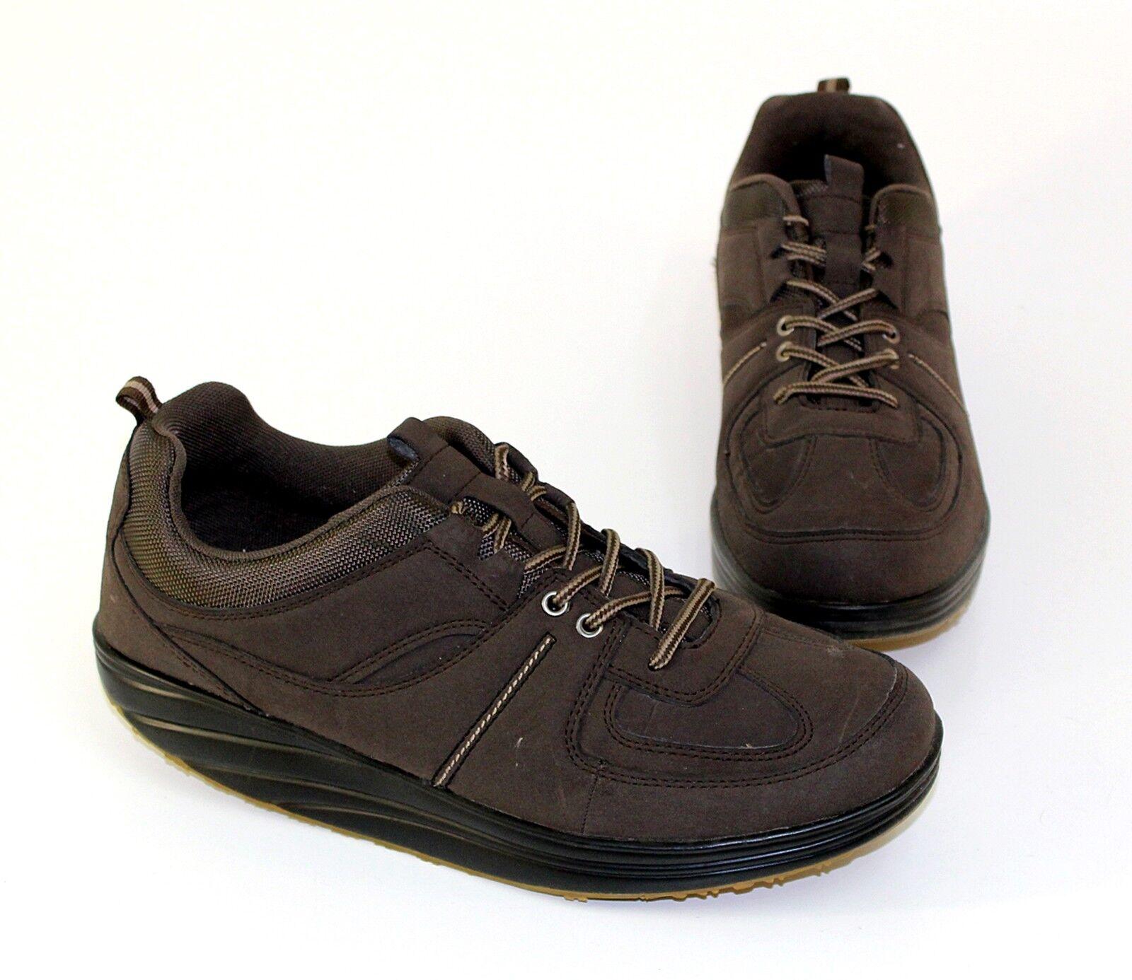 Schnürer Propedo Comfort Training Bodyliner Kunstleder brown  Gr. 44