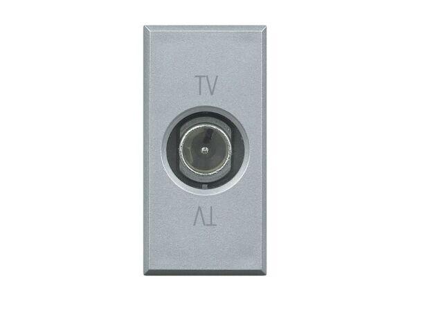 BTICINO AXOLUTE bianco presa TV//SAT derivata HD4214D