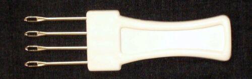 4-needle tool bulky gauge 9mm knitting machine Brother,S//Reed,Singer,Studio