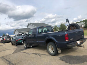 2007 Ford F 250 4x4