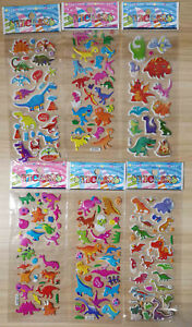 6 BARBIE PRINCESS STICKERS PARTY LOOT LOLLY BAG FILLER FAVOR GIFT SCRAPBOOKING