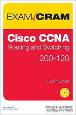 CCNA Routing and Switching 200-120 Exam Cram 9780789751096