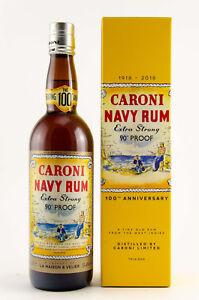 Caroni Navy Rum 18 y.o. 100th Anniversary Bottling – 51,4% vol. – 0,7 Liter - Glinde, Deutschland - Caroni Navy Rum 18 y.o. 100th Anniversary Bottling – 51,4% vol. – 0,7 Liter - Glinde, Deutschland