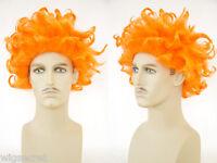 Achiro - Chucky Medium Curly Costume Fun Color Wigs