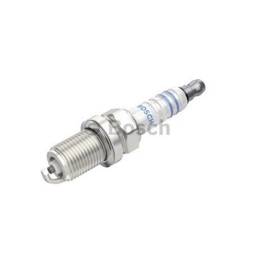 Bosch Nickel Spark Plug 0242229660-Simple Prise Pack de 4