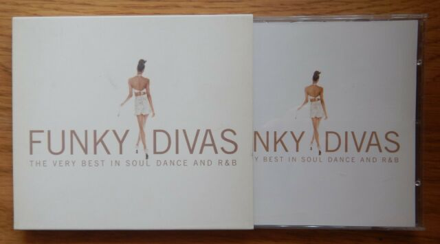 Various Artists - Funky Divas (The Very Best In Soul Dance And R&B) (CD 2001)
