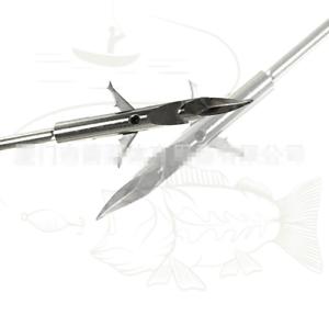 12pk Fishing Arrowhead 288gr Crossbow Compound Bow Archery Broadhead Tip 2 Blade