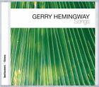 Songs 0608917122329 by Gerry Hemingway CD