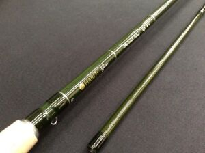 Hardy-The-Trout-Fisher-8ft-5-2pc-Glass-Fly-Rod