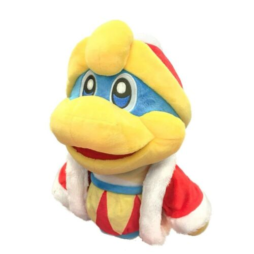Saneiboeki Pupupu Puppet Kirby/'s Dream Land KING DEDEDE Plush Doll NEW Japan Toy