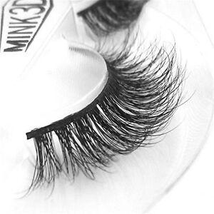 3D-Lashes-Mink-Natural-Thick-False-Fake-Eyelashes-Eye-Lashes-Makeup-Extension