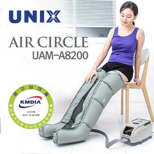 Relaxed by UNIX Air Circle Compression Massager UAM-A8200 Pump+Leg Arm Waist Set