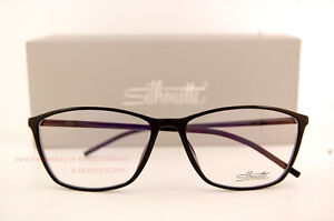 image is loading new silhouette eyeglass frames spx illusion fullrim 1560