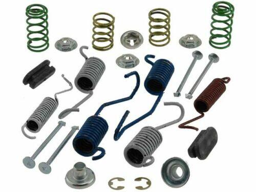 For 1964-1968 Chevrolet Chevy II Drum Brake Hardware Kit Front 74396VB 1966 1965