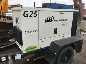 2012 Doosan G25 Towable Diesel Generator Calgary Alberta Preview