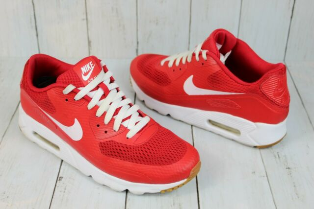 Size 8 - Nike Air Max 90 Ultra Essential University Red for sale ...
