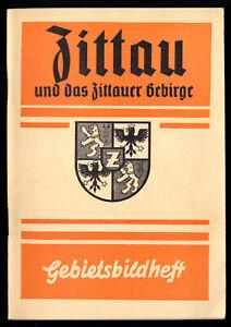 tour-Broschuere-Zittau-und-das-Zittauer-Gebirge-Gebietsbildheft-1955
